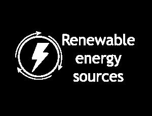 Renewable energy sources (image)
